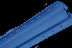 """Планка """"внутренний угол"""", 3м, цвет Синий"""