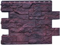 Фасадная панель Камень Шотландский (Глазго)