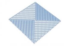 Решётка с дополнительным обрамлением, цвет Голубой